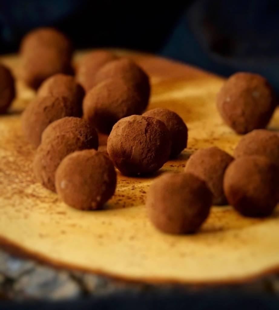 Low Carb Marzipankugeln | Low Carb Küche